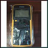 Профессиональный цифровой мультиметр тестер DT-9208 А, фото 2