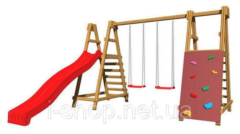 Детская игровая площадка   SportBaby-5 SportBaby , фото 2