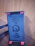 Мобильная подставка держатель для телефона на шею, фото 9