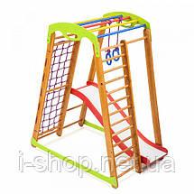 Детский спортивный уголок -  «Кроха - 2 Plus 1», фото 2