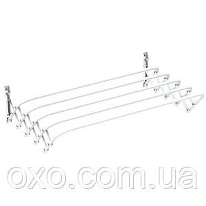 Сушилка для белья настенная Gimi Brio Super 100 5 м