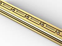 Фриз гипсовый (43*h24), розетка гипсовая, гипсовый декор, лепнина, лепной декор,