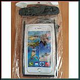 Водонепроницаемый чехол для мобильного телефона - WaterProof case WP-02, фото 2