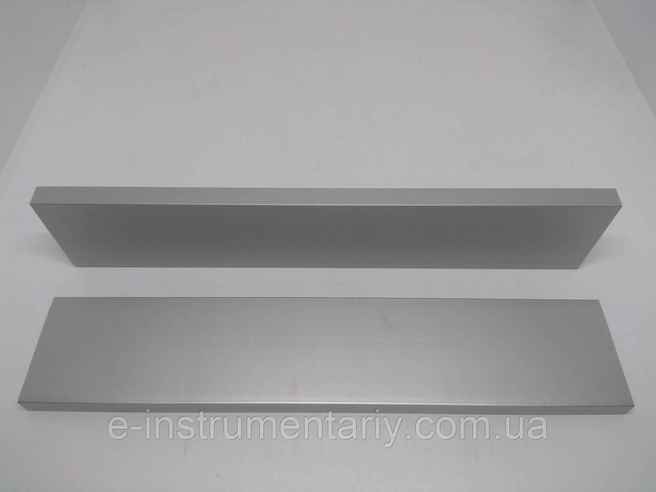 Алюминиевый бланк под 90° 200Х40X8 мм