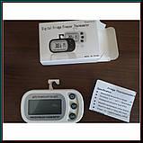 Компактный термометр Digital fridge freezer thermometer цифровой, фото 6