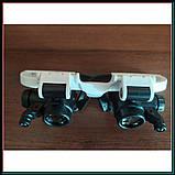 Бинокуляр очки бинокулярные со светодиодной подсветкой 9892-H1, фото 4