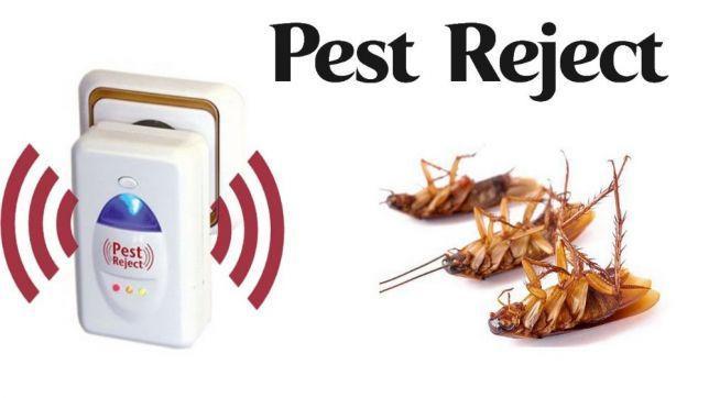 Электромагнитный отпугиватель насекомых Pest Reject от сети