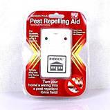 Ультразвуковой отпугиватель грызунов и насекомых Riddex Plus Pest Repelling, фото 3