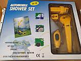 Портативный автомобильный душ SUNROZ Automobile Shower Set от прикуривателя 12В, фото 3