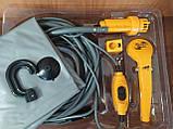 Портативный автомобильный душ SUNROZ Automobile Shower Set от прикуривателя 12В, фото 5