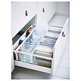 IKEA 365+, Харчовий контейнер, прямокутний, пластик2.0 л, фото 3