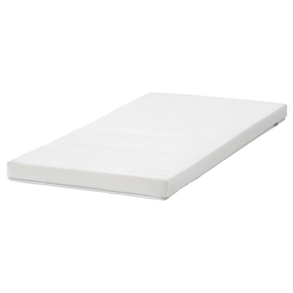 PELLEPLUTT ПЕЛЛЕПЛУТТ, Матрац із пінополіур ліжко д/немовл60x120x6 см