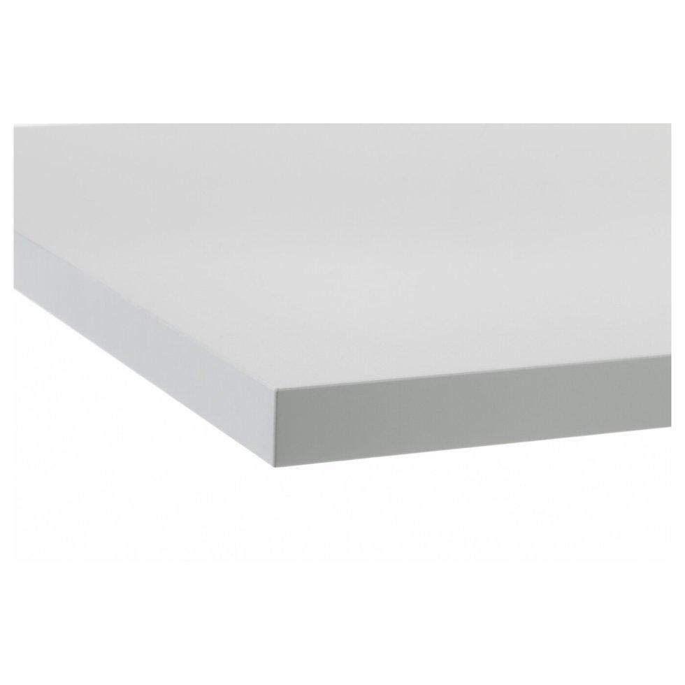 VISKAN ВІСКАН, Стільниця, сірий62x40 см
