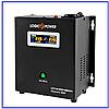 ИБП LPY-W-PSW 800VA+ (560Вт) 5А/15А 12V с правильной синусоидой