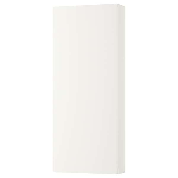 GODMORGON ГОДМОРГОН, Шафа навісна із 1 дверцею, білий40x14x96 см