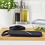 IKEA 365+, Ніж для овочів, чорний, фото 3