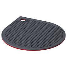 IKEA 365+ GUNSTIG IKEA 365+ ГУНСТ, Підставка для гаряч посуду, магніт, червоний, темно-сірий