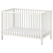 GULLIVER ГУЛЛІВЕР, Ліжко для немовлят, білий60х120 см
