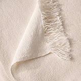 INGRUN ІНГРУН, Плед, білий130x170 см, фото 3
