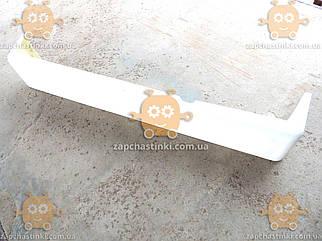 Бампер Богдан 092 задній білий RAL 9003 (пр-во ДК) ПРО 3258882806 (Передоплата 50%)