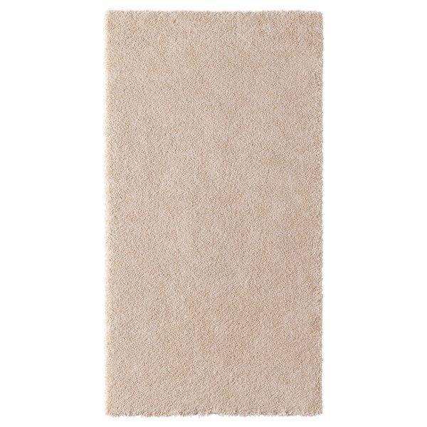 STOENSE СТОЕНСЕ, Килим, короткий ворс, кремово-білий80x150 см
