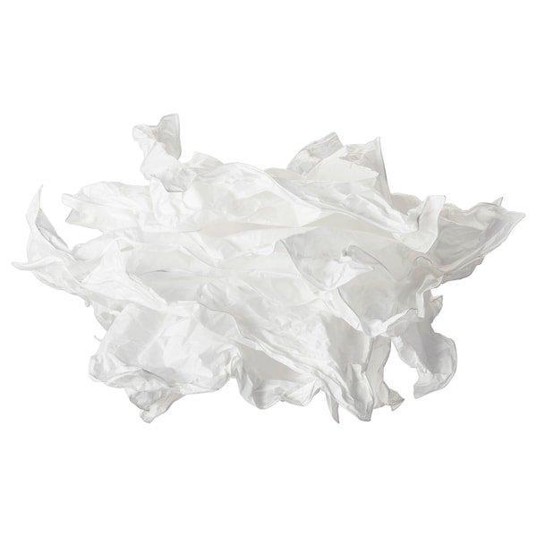 KRUSNING КРУСНІНГ, Абажур підвісного світильника, білий85 см