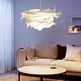 KRUSNING КРУСНІНГ, Абажур підвісного світильника, білий85 см, фото 2