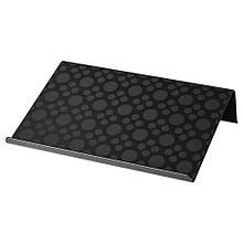 BRÄDA БРЕДА, Підставка для ноутбука, чорний42x31 см