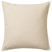 JOFRID ЙОФРІД, Чохол для подушки, натуральний50x50 см
