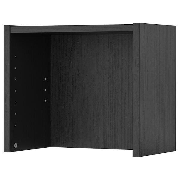 BILLY БІЛЛІ, Додатковий модуль, чорно-коричневий40x28x35 см