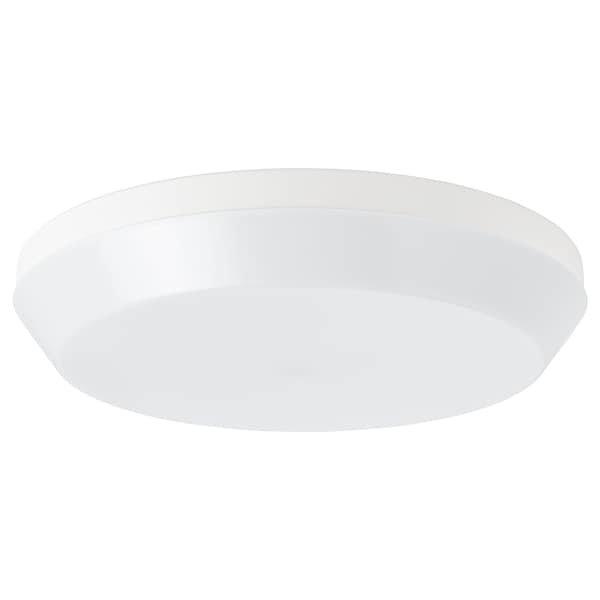 NÄVLINGE НЕВЛІНГЕ, LED стельовий світильник, білий29 см