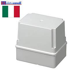 Коробка распределительная IP56 150x110x140 Elettrocanali EC430C5 (настенная)