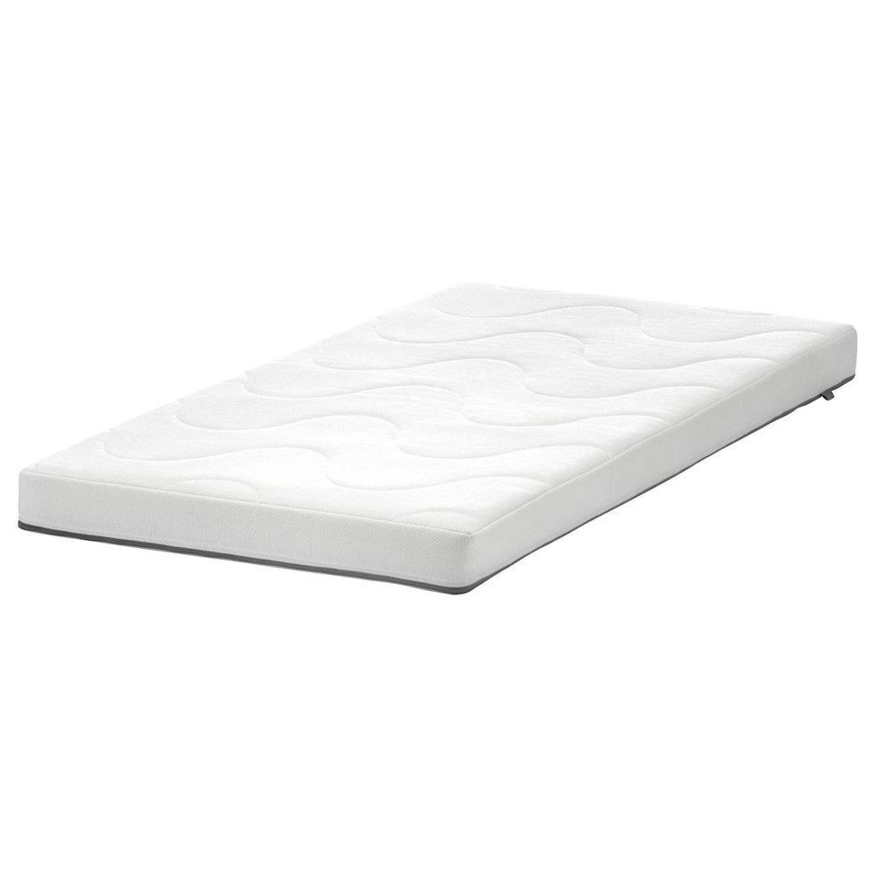 KRUMMELUR КРУММЕЛУР, Матрац із пінополіур ліжко д/немовл60x120x8 см