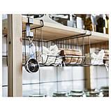 OBSERVATÖR ОБСЕРВАТОР, Підвісний кошик, сіро-коричневий, фото 4