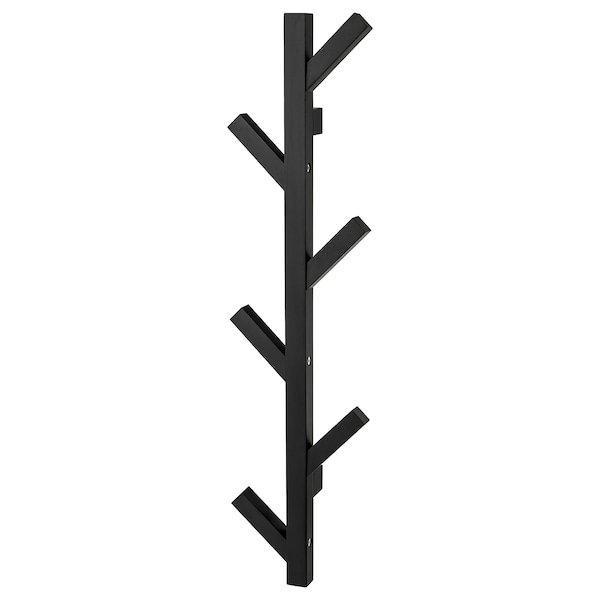 TJUSIG ТЬЮСІГ, Вішак, чорний 78 см