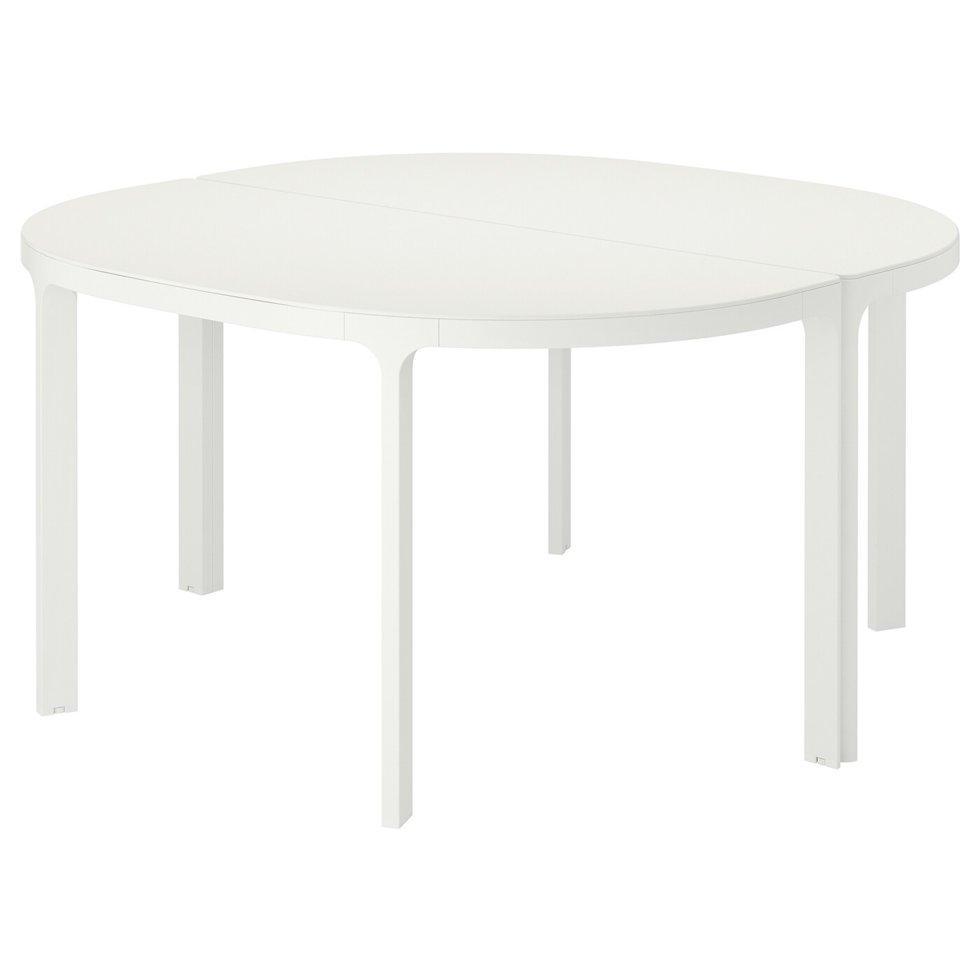 BEKANT БЕКАНТ, Стіл для конференцій, білий140 см
