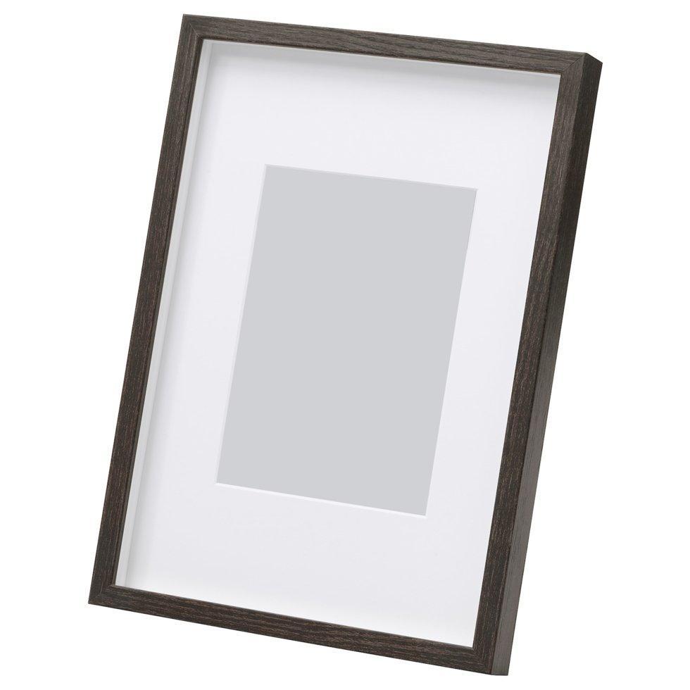 HOVSTA ХОВСТА, Рамка, темно-коричневий21x30 см