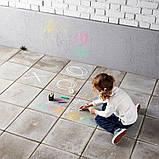 MÅLA МОЛА, Крейда, різні кольори, фото 2