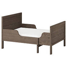 SUNDVIK СУНДВІК, Каркас ліжка з рейковою основою