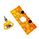 Шаблон для сверления 35мм кондуктор для врезки мебельных петель, 104486, фото 2