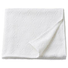 NÄRSEN НЕРСЕН, Банний рушник, білий55x120 см