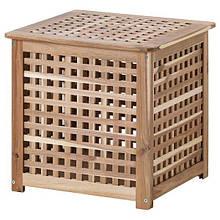 HOL ХОЛЬ, Журнальний столик, акація50x50 см