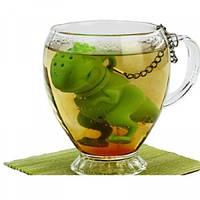 Чайное ситечко Тиранозавр, фото 1