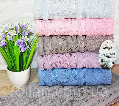 Банные турецкие полотенца ECRE  2