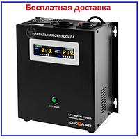 ИБП LPY-W-PSW 1500VA+ (1050Вт) 10А/15А 24V с правильной синусоидой, фото 1
