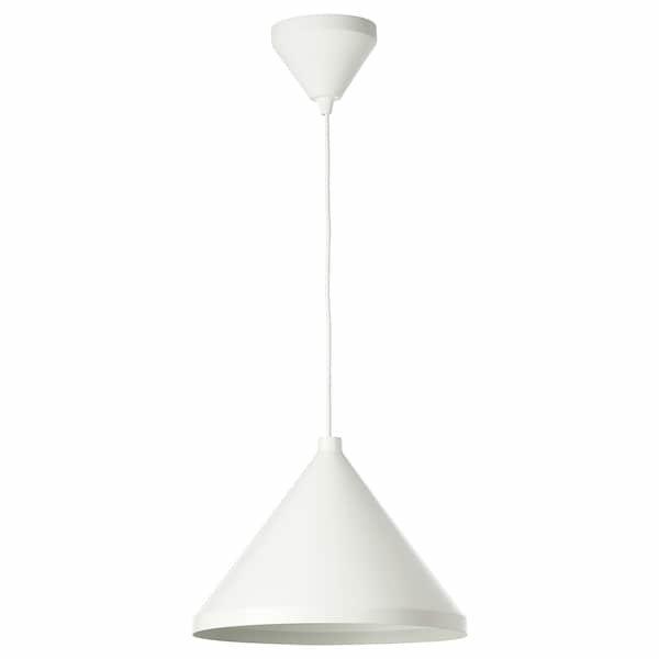 NÄVLINGE НЕВЛІНГЕ, Світильник підвісний, білий33 см