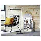 GURLI ГУРЛІ, Чохол для подушки, золотаво-жовтий50x50 см, фото 2