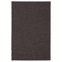 STOENSE СТОЕНСЕ, Килим, короткий ворс, темно-сірий 200x300 см