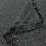 ODDRUN ОДДРУН, Плед, сірий130x170 см, фото 2