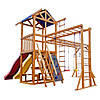 Детская площадка - Капитан с зимней горкой Babyland-13, фото 2